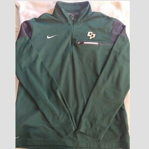 Dry Fit Nike Cal Poly Jacket